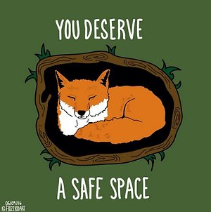 Youdeserveasafespace