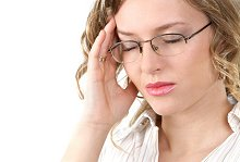 More about Counselling. Library Image: Woman Headache